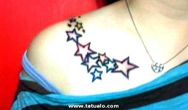 Tatuajes De Estrellas Para Mujeres 2