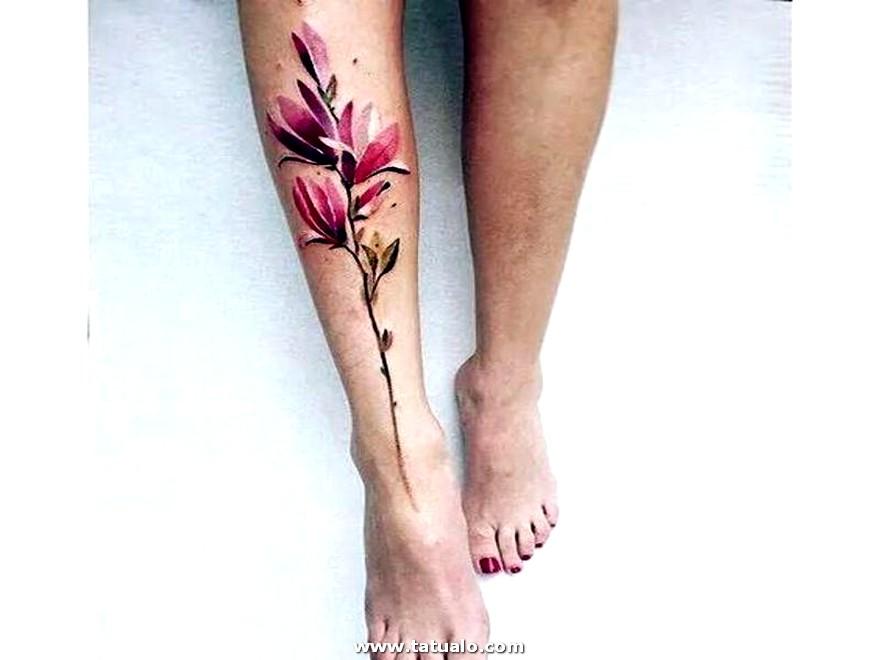 Tatuajes De Mujeres Para La Pierna