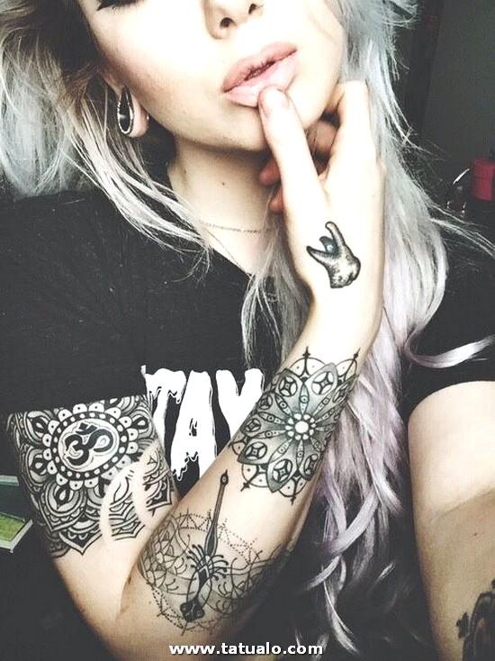 Tatuajes En Antebrazo Para Mujer 32