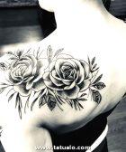 Tatuajes En Ehombro Mujeres 7