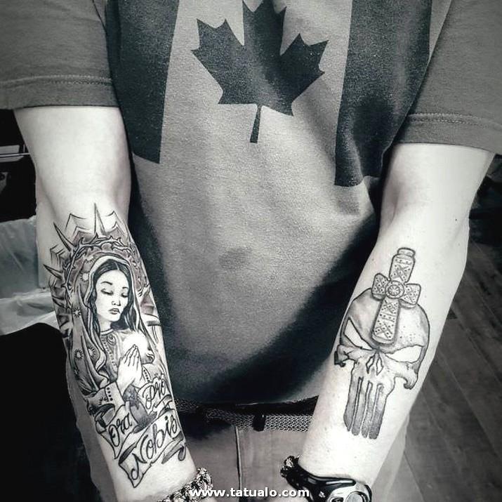 Tatuajes En El Antebrazo Brazo Y Para Mujeres Hombres Nombres 169 Todos Los Gustos