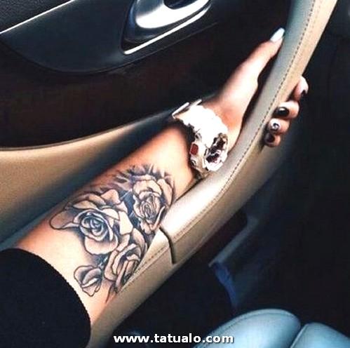 Tatuajes En El Antebrazo Para Mujeres 1