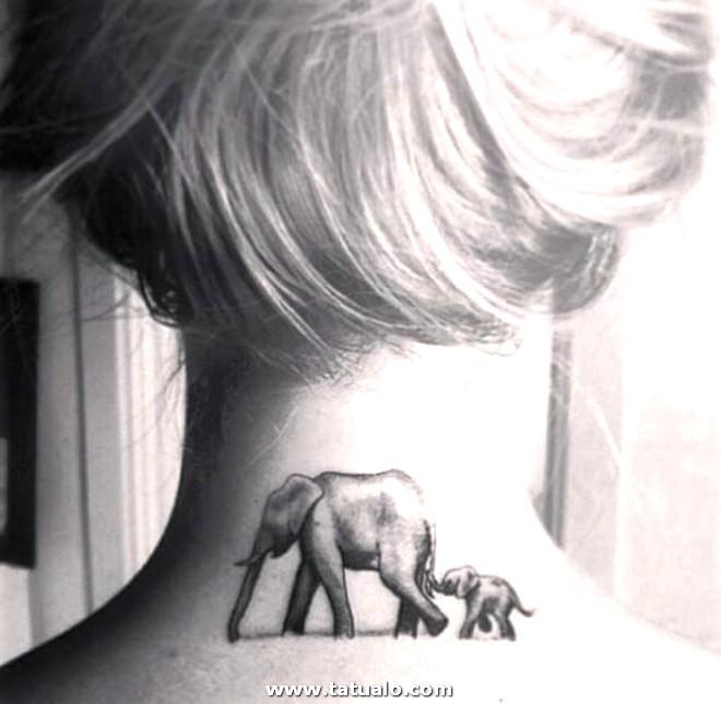 Tatuajes En El Cuello Para Muejeres 600x586