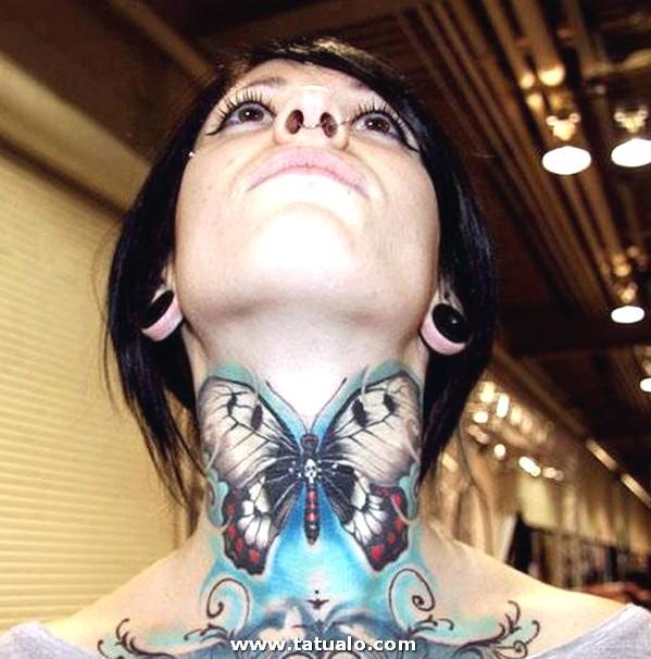 Tatuajes En El Cuello Para Mujeres 1 (1)