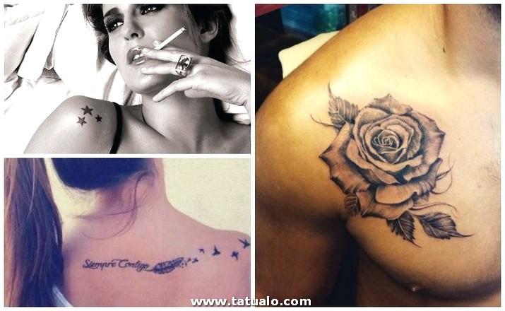 Tatuajes En El Hombro Ideas