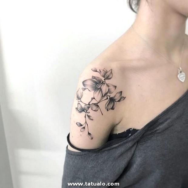 Tatuajes En El Hombro Para Mujeres 5 (1)