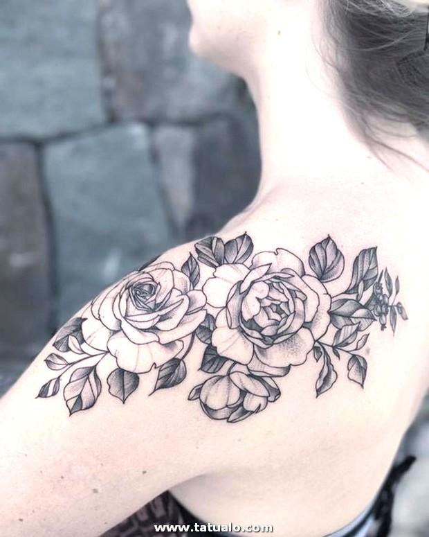 Tatuajes En El Hombro Para Mujeres 6 (1)