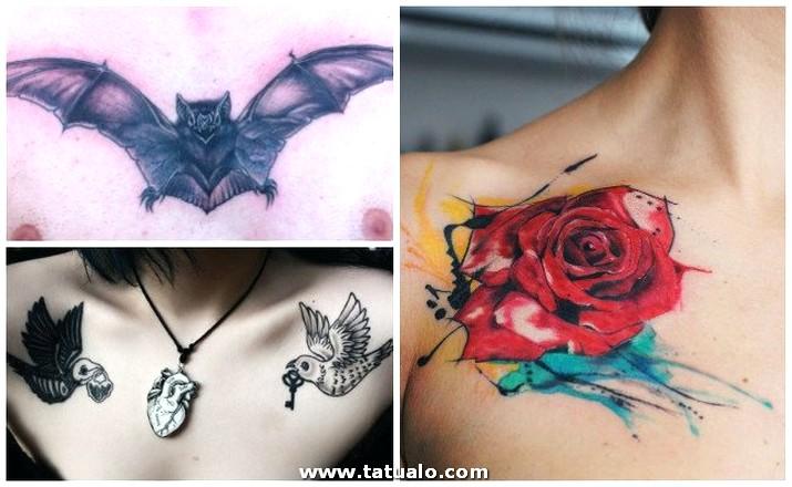 Tatuajes En El Pecho Imagenes