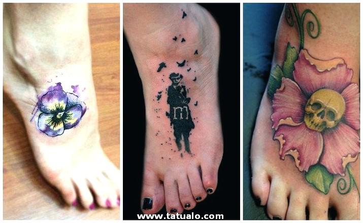 Tatuajes En El Tobillo (1)