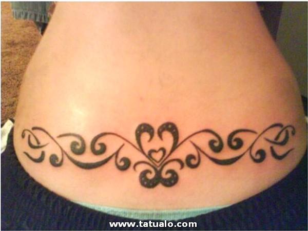 Tatuajes En Espalda Baja Para Hombres