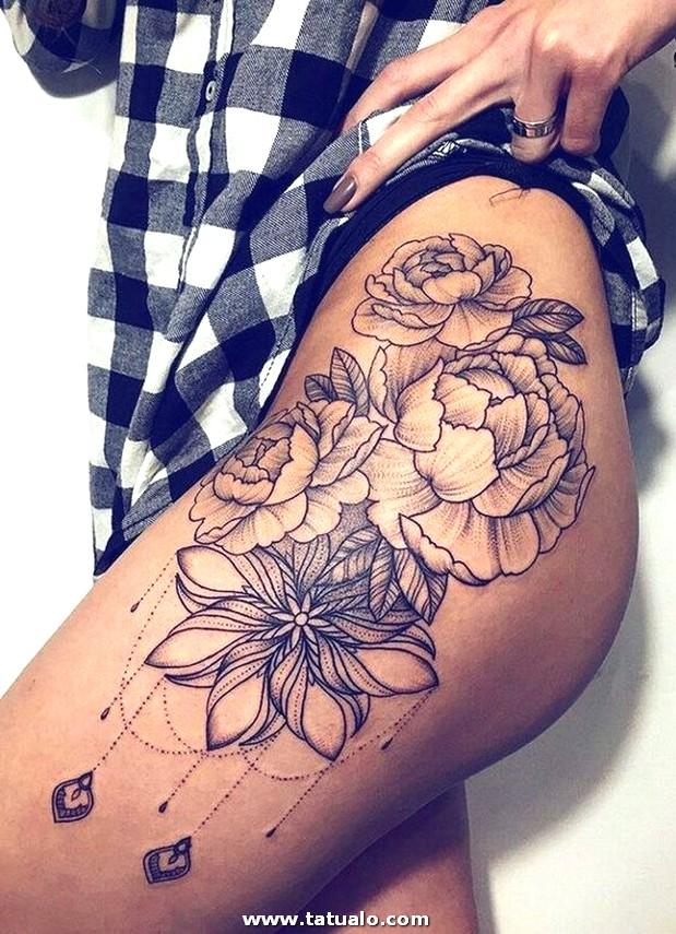 Tatuajes En La Cadera Para Mujeres 1