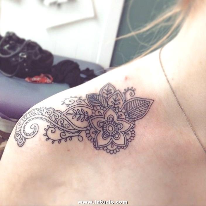 Tatuajes En La Clavicula Elegantes