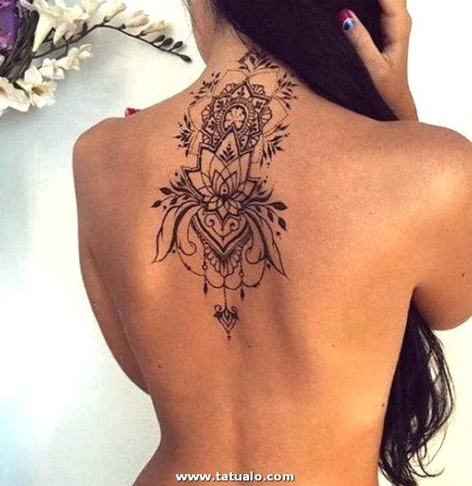 Tatuajes En La Espalda 1