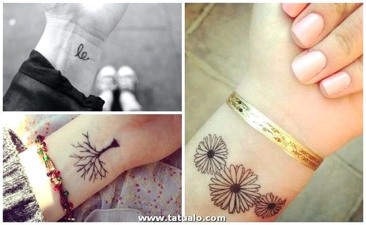 Tatuajes En La Muneca Mujeres