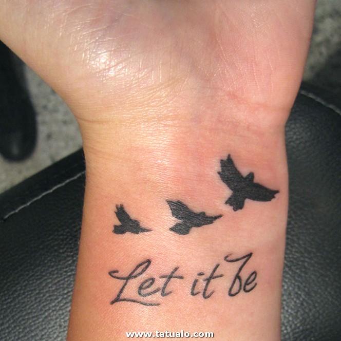 Tatuajes En La Muneca Para Mujeres 5