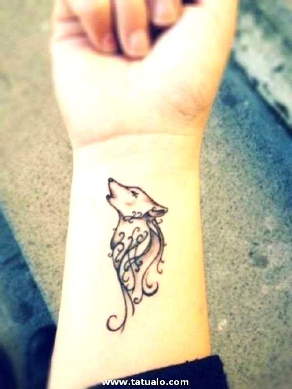 Tatuajes En La Muneca Para Mujeres 6