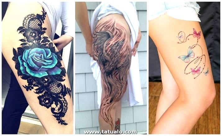 Tatuajes En La Pierna Mujeres