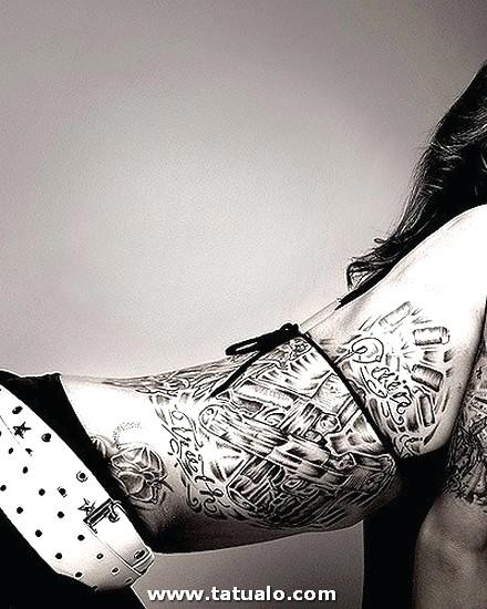 Tatuajes En Las Costillas 140 400x500
