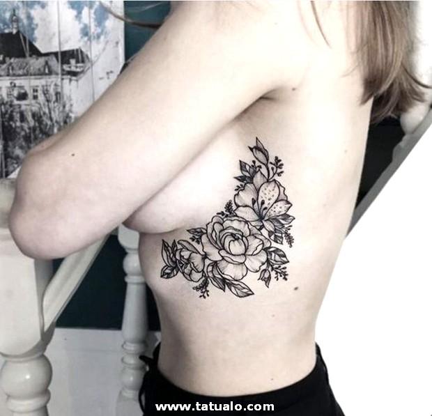Tatuajes En Las Costillas 4