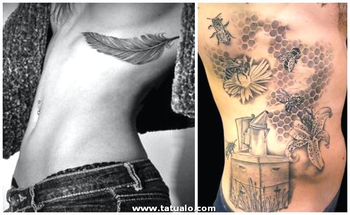 Tatuajes En Las Costillas Frases