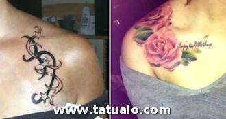 Tatuajes En Los Hombros Para Mujeres 300x159