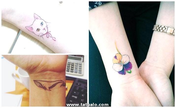 Tatuajes En Muneca Corazon
