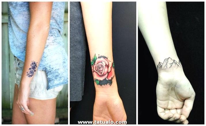 Tatuajes En Muneca Pulsera