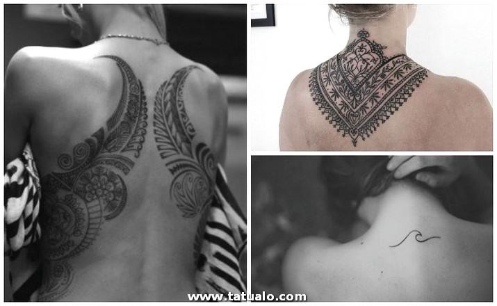 Tatuajes Espalda Mujer
