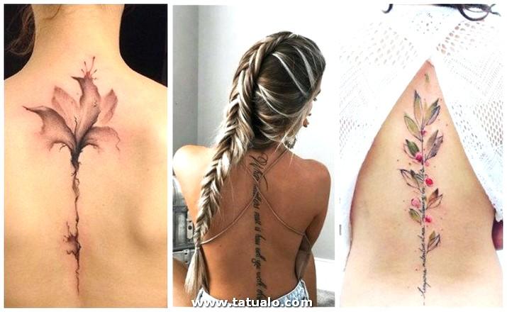 Tatuajes Espalda Para Mujer