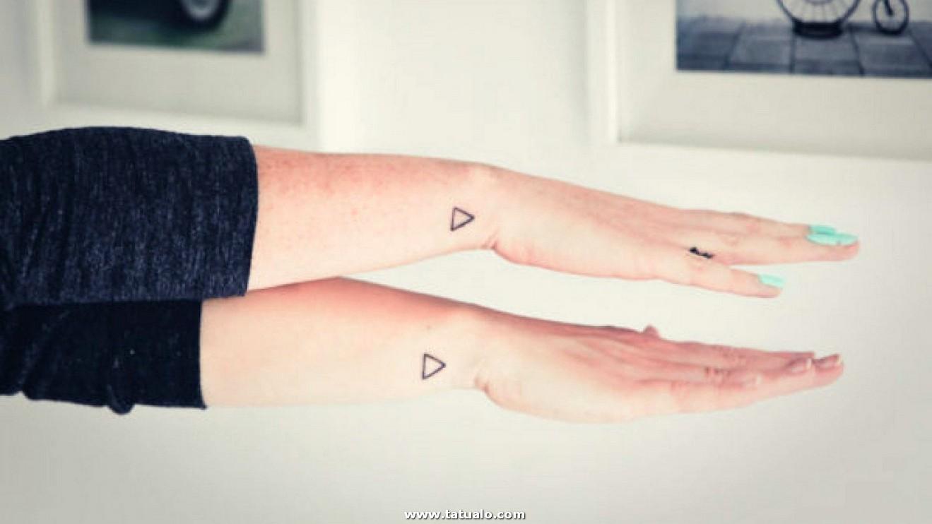 Tatuajes Finos Mujeres