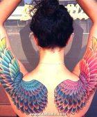 Tatuajes Mujeres Espalda