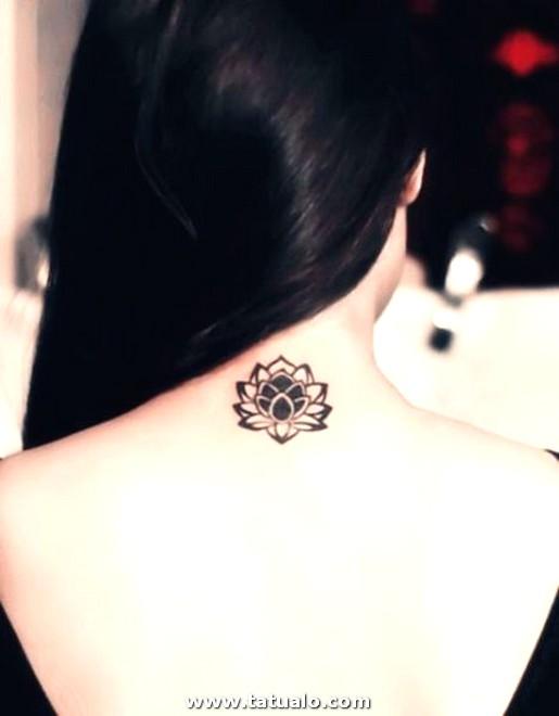 Tatuajes Mujeres Espalda 2