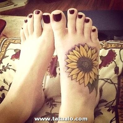 Tatuajes Nuevos Para Mujeres En El Pie