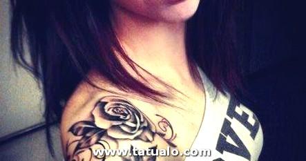 Tatuajes Para El Brazo De Rosas Para Mujeres