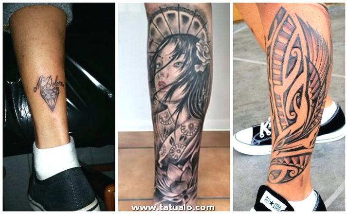 Tatuajes Para Hombres Imagenes Y Dise Os En La Pierna Fotos Ejemplos Mujeres 5bf562d7f0d0c