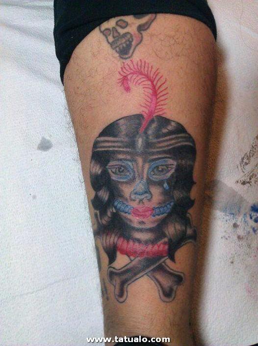 Tatuajes Para Las Piernas 2