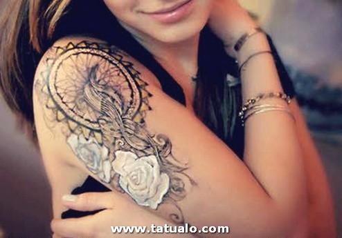 Tatuajes Para Mujer En Brazo Artisticos