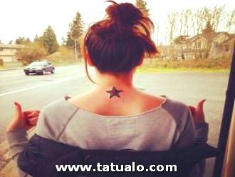 Tatuajes Para Mujeres De Estrellas 300x225