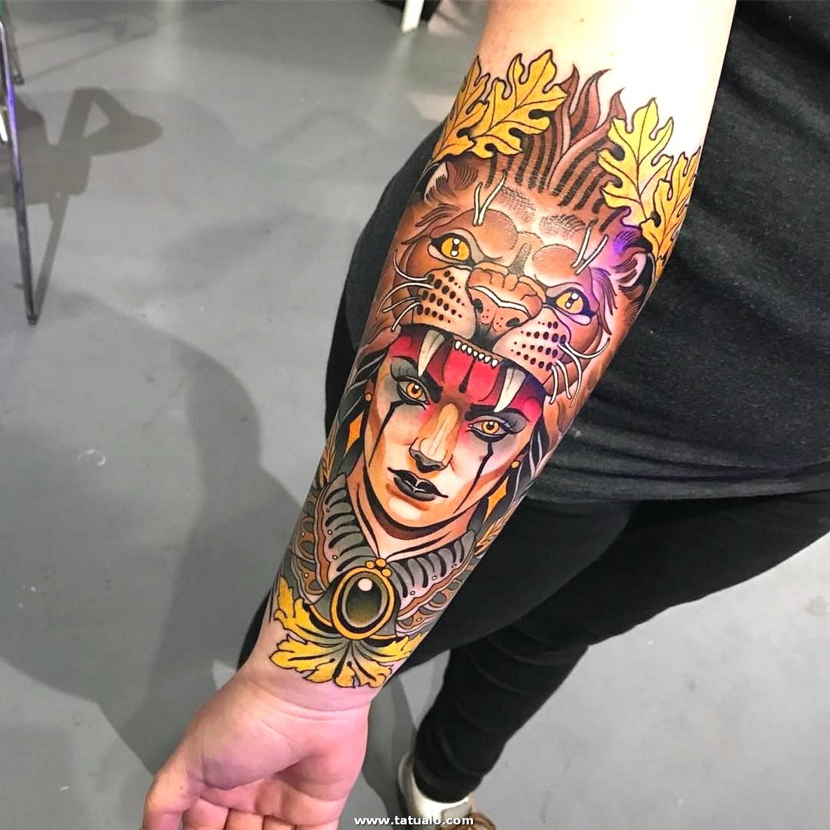 Tatuajes Para Mujeres En El Brazo 23dqwe