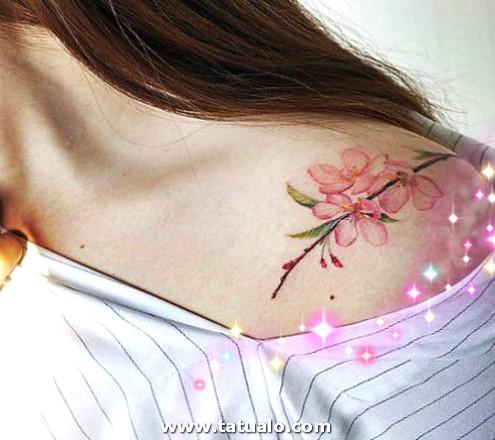 Tatuajes Para Mujeres En El Hombro Delicado