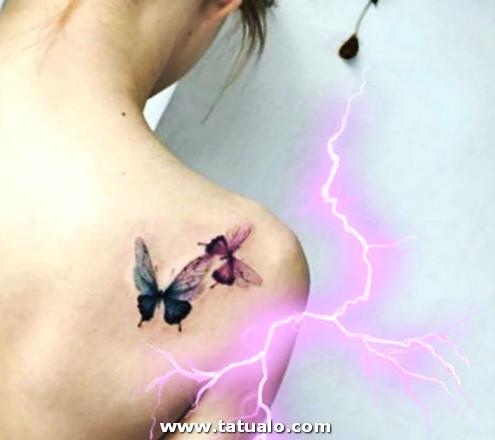 Tatuajes Para Mujeres En El Hombro Delicados