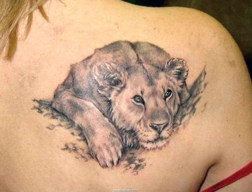Tatuajes Para Mujeres En La Espalda Bqf4234er