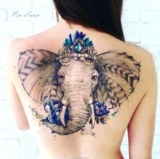 Tatuajes Para Mujeres En La Espalda Btcerwqe