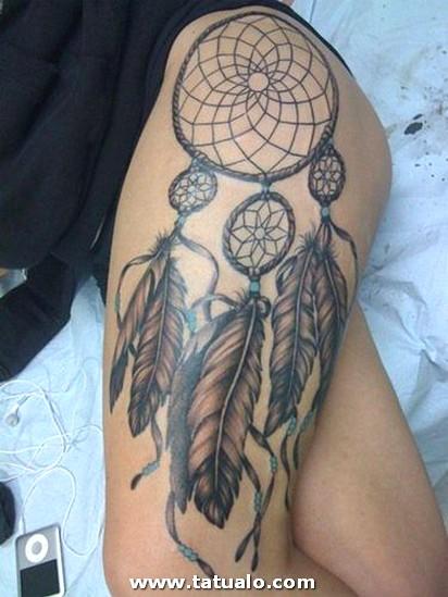 Tatuajes Para Mujeres En La Pierna Arriba 7 375x500