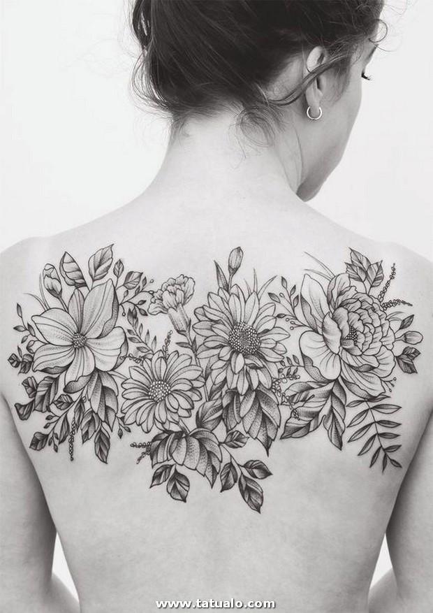 Tatuajes Para Mujeres Espalda Alta 6