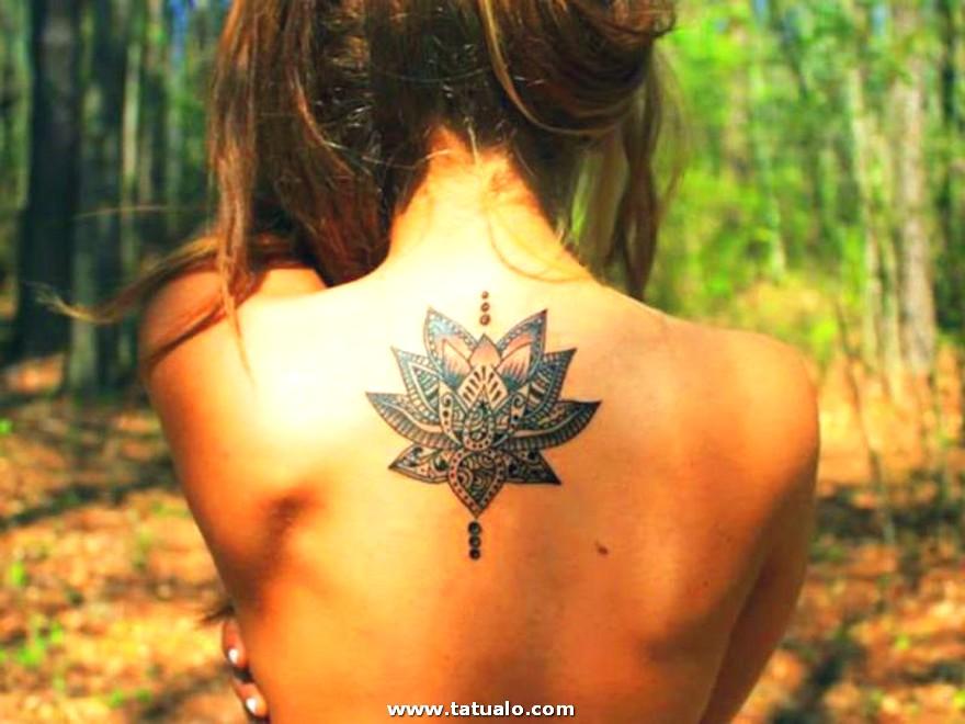 Tatuajes Para Mujeres Espalda Bonita