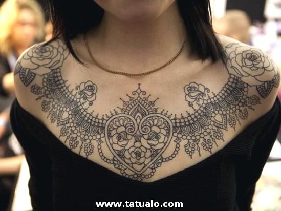 Tatuajes Para Mujeres Pechos 500x375