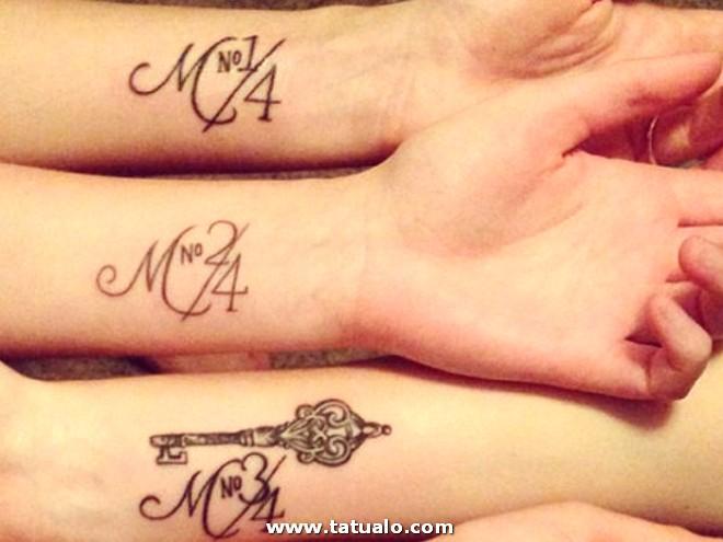 Tatuajes Para Mujeres Pequenos Amiga 600x450