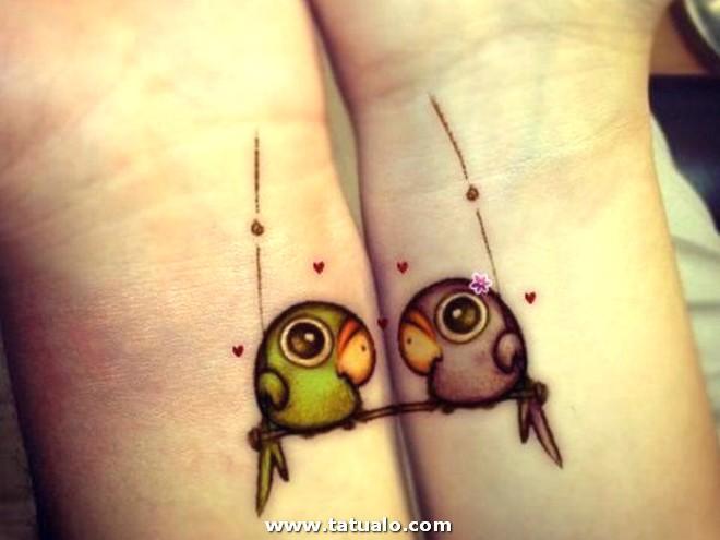 Tatuajes Para Mujeres Pequenos Amor 600x450