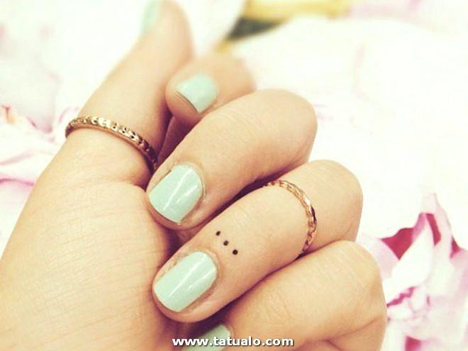 Tatuajes Para Mujeres Pequenos Anillo 600x450